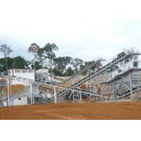 High Efficiency Granite Production Line Quarry Stone Crusher For Urban Construction