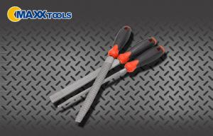 China Professional manual 3 pieces hand woodworking tools carbon steel file set on sale