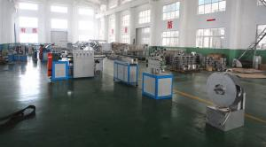 China High Output PVC Pipe Extrusion Line PVC Fiber Reinforced Hose Extrusion Line on sale