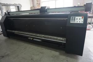 China Mirror Flag Large Format Printing Machine / Digital Printers For Fabric on sale