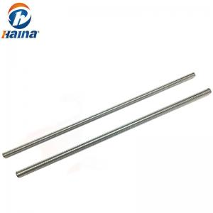 China DIN975 Stainless Steel 316 A4-80 Fully Threaded Rod / Bar Length 1000mm on sale