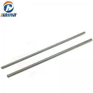 China Full threaded  rod threaded bar DIN975  Stainless Steel 316 A4-80 length 1000mm on sale