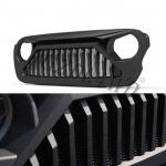 ABS Front Bumper Grille For Jeep Wrangler Jl 2018 / Car Front Grill Parts