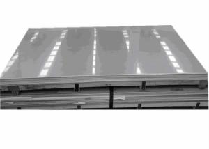 China 301 Cold Rolled Steel Sheet Metal , Decoration 8mm Stainless Steel Plate on sale
