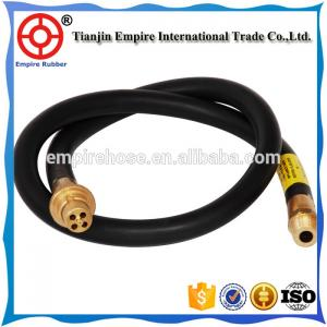 China soft high pressure pvc  material hose for gas drainage in coal mine on sale