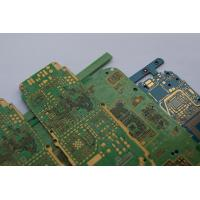 10 Layers Multilayer PCB Fabrication with Immersion Gold Finishing for Cell Phone