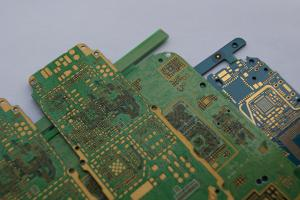 China 10 Layers Multilayer PCB Fabrication with Immersion Gold Finishing for Cell Phone on sale