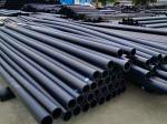 PE 100 Grade ISO4427 DN20-1800mm Flexible HDPE Pipe And Fittings