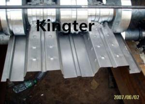 Steel Concrete Floor Decking Sheet Tile Roll Forming Machine Zinc - Concrete sheets for tile