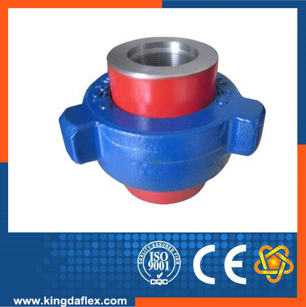 Fmc weco carbon steel figure hammer union