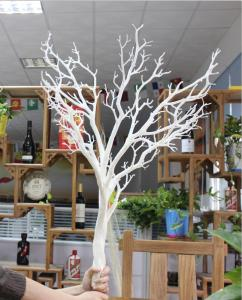 China High Quality Artificial White Dry Tree Branch Coral on sale