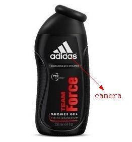 China Bath Foam Bathroom spy Camera DVR(High Definition 1280x720 HD on sale