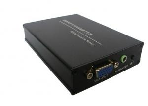 China KT306 Converter ,HDMI to VGA Scaler ,HDMI to VGA Adjustable resolution converters on sale