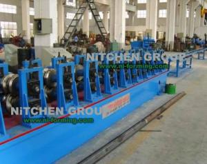 China Heavy duty cable tray forming machine on sale