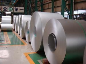 China Structural Hot Dip Galvanized Steel Sheet in Coil CGCD1 - CGCD3 , JIS G3312 GB/T 12754 on sale
