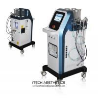 High Pressure Oxygen Jet Peel Machine , Skin Care Hydro Facial Dermabrasion
