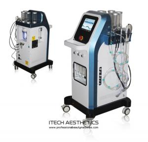 China High Pressure Oxygen Jet Peel Machine , Skin Care Hydro Facial Dermabrasion on sale