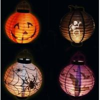 China Halloween Paper Lanterns promotion gift on sale