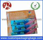 2013 Promotion Fashion Custom Packaging Bags , Wet Wipes Packing Bags