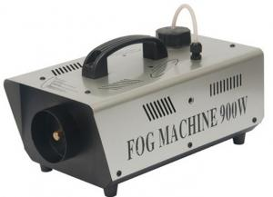 China Disco / DJ Night Club 900W Stage Fog Machine , AC110V / 230V 50Hz / 60Hz on sale