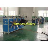 China Automatic Double Wall Corrugated PE Pipe Production Line 60kw - 100kw on sale