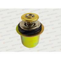 Aluminum OEM PC300-7 Excavator Thermostat 6741-61-1610 For Komatsu