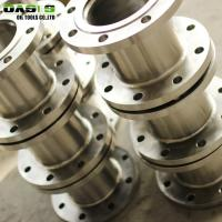 China 0.5mm - 20mm Water Well Accessories Stainless Steel Flanges Short Pipes on sale