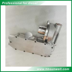 China Dongfeng Cummins Diesel Engine Spare Parts Oil Filter Seat 6CT 3934159 3974324 on sale