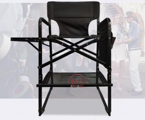 China Commercial Furniture Makeup Station Chair , Makeup Artist Chair Portable on sale