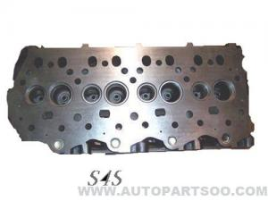 China Mitsubishi Automotive Cylinder Heads 4d31/4d32/4d33/4d34/S6k/6bg1 Tapa Del Cilindro on sale