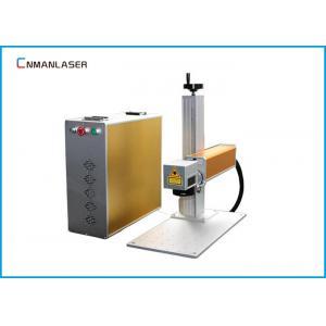 China Max Raycus IPG 20w Fiber Laser Marking Machine 20KHz - 100KHz on sale