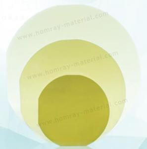 Silicon Carbide wafer supplier provide SiC substrate