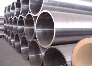 China 2507 UNS S32750 Duplex Stainless Steel Pipes For Environmental Protection Industry on sale