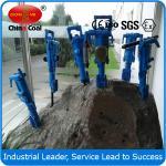 YT24 rock drill hammer Air Leg Rock Drill