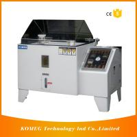 China Programmable / Button Type Salt Spray Corrosion Environmental Test Chamber on sale