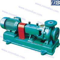Corrosive resistant chemical pump