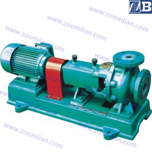 China Corrosive resistant chemical pump on sale