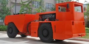 China 5000kg Mining Haul Truck Driving Stable , Underground Mining Vehicles Rt - 5 on sale