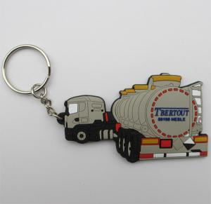 China 3D PVC Keychain, 3 PVC Keyring 1 Sided, Soft PVC Keychain from Factory on sale