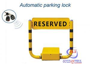 China Parking Lot Equipment Center / Wireless Key car park locks Remote Control on sale