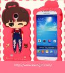 China Protective Cell Phone Silicone Cases For Samsung Galaxy S5 wholesale
