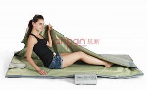 China 2 zonas secan la manta heated de la sauna del infrarrojo lejano on sale