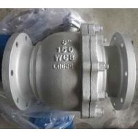 DIN 2pc Floating Type Stainless Steel Ball Valve With ISO5211 Direct Flange End Cf8m