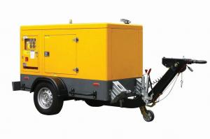China 3500*1900*2360 125KW Second Hand Portable Generator Easy Operation For Industry on sale