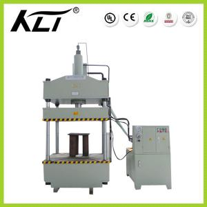 China 160 ton / 200 ton Four-Column Hydraulic Press For Equipped Mitsubishi PLC on sale