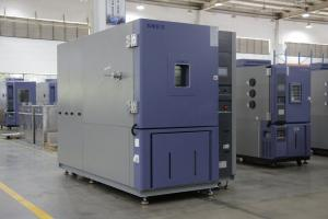 China Water cooled  576L high precisiona attitude testing chamber with temp sensor Pt-100 on sale