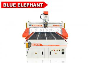 China Multi Purpose Homemade 4 Axis CNC Router Machine / Wood Engraving Machine on sale
