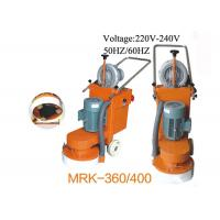 China One Phase Concrete Floor Grinder In 220V / 50HZ / 60HZ With Vacuum Cleaner on sale