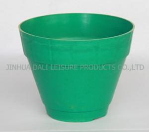 China eco friendy plant fiber flower pot on sale