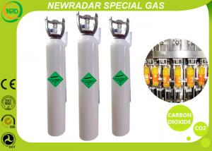 China Carbon Dioxide Gas High Purity Gases Colorless Of 40L Cylinder on sale